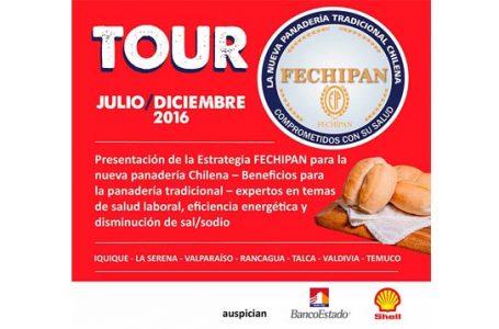 Tour Julio/Diciembre 2016