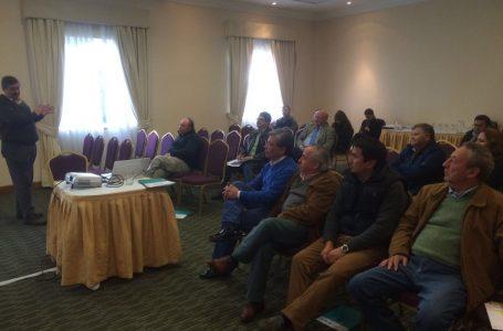 Levantamiento de información: Coquimbo, Valparaíso, OHiggins y Maule