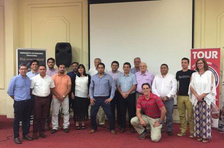 Talleres FECHIPAN: Concepción 18 enero 2017, Generación de Redes, Liderazgo y fortalecimiento empresarial