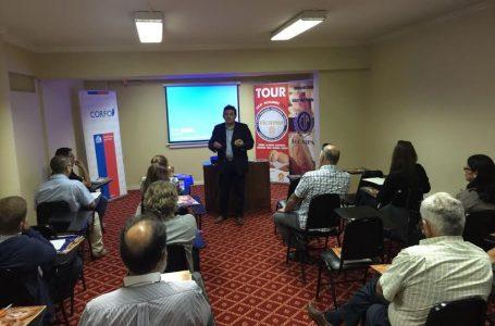 """Talleres FECHIPAN: TEMUCO 17 enero  Generación de Redes"""" y """"Liderazgo y fortalecimiento empresarial"""