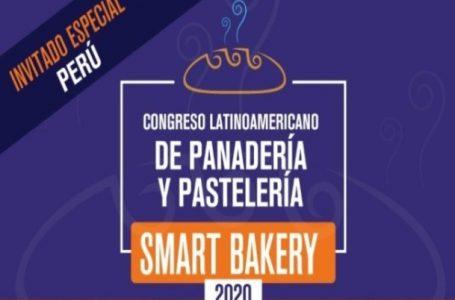 CONGRESO LATINOAMERICANO DE PANADERIA Y PASTELERIA SMART BAKERY 2020.