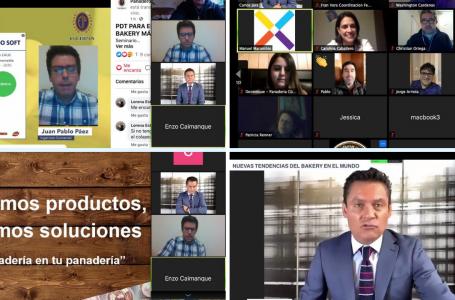 Seminario: Nuevas tendencias del Bakery en el mundo, en la Región de Los Rios