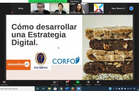 Tercera jornada de capacitación del programa Mejoramiento de competencias para la reactivación económica y relacionamiento asociativo, para micro y pequeñas empresas APRENDE REGIÓN DE COQUIMBO