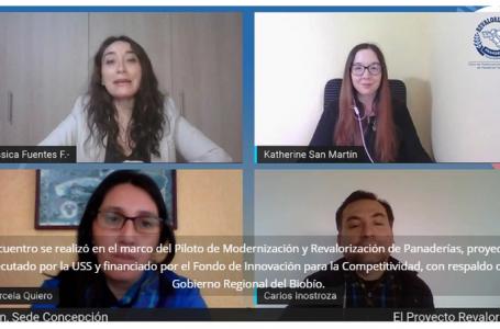 Conversatorio de Universidad San Sebastián reflexionó en torno al valor patrimonial del pan